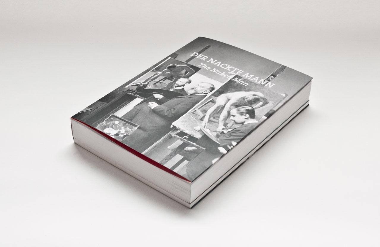 Der nackte Mann Katalog LENTOS Kunstmuseum Linz © Martin Bruner Sombrero Design