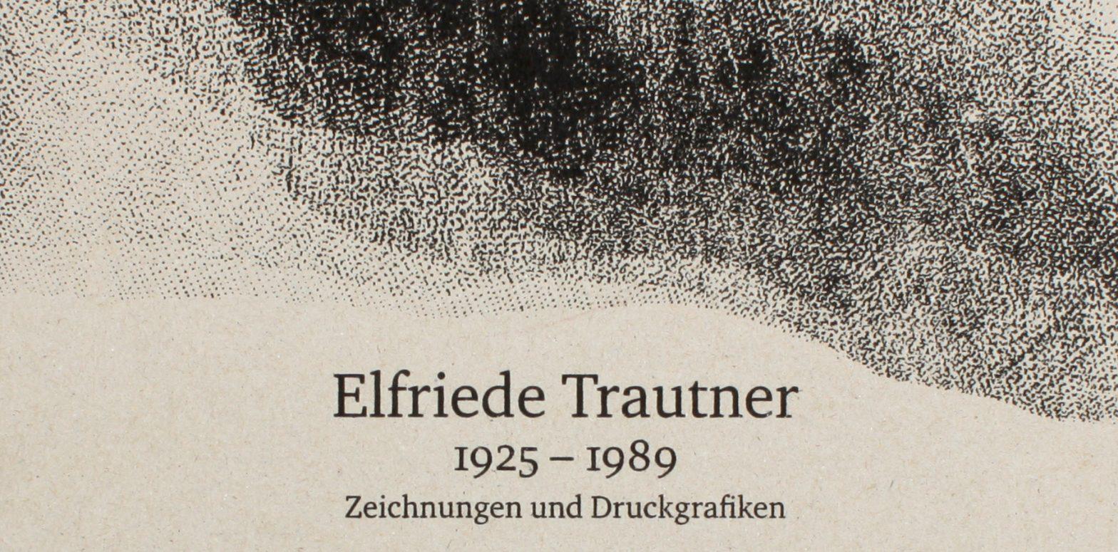 Elfriede Trautner Katalog Lentos Kunstmuseum Linz © Martin Bruner