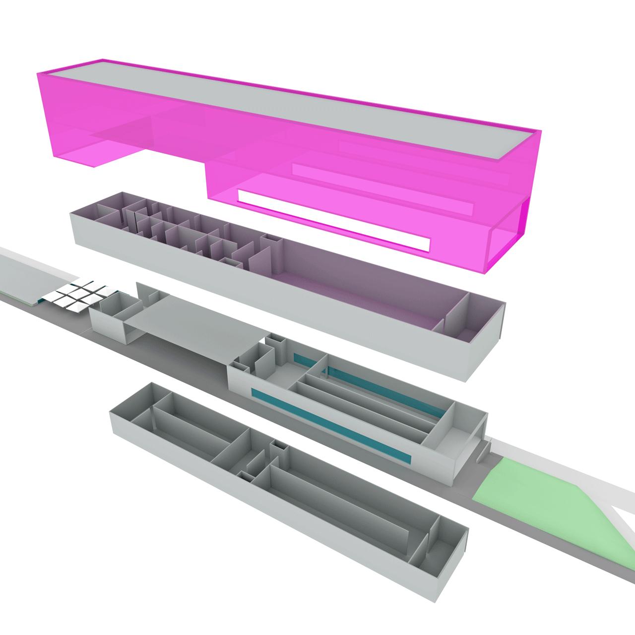 LENTOS 10Jahre 3D-Plan und Plakat © Martin Bruner Sombrero Design