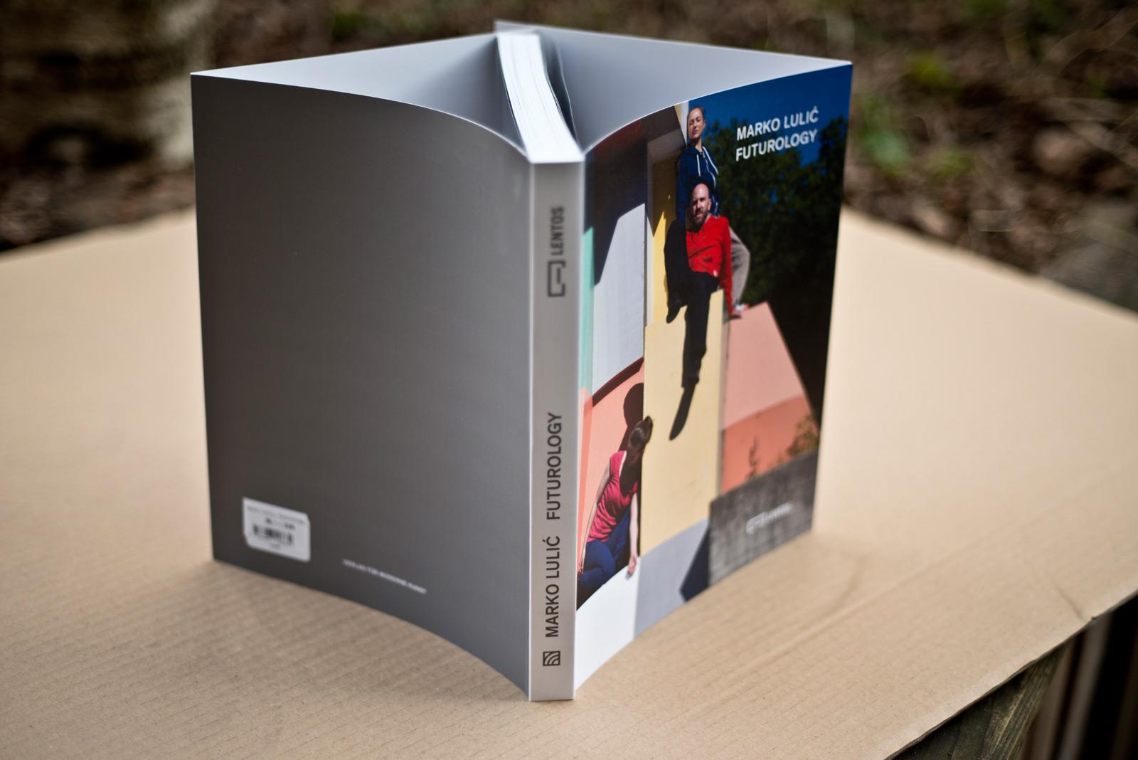 Marco Lulic – Katalogreinzeichnung LENTOS Kunstmuseum Linz © Martin Bruner Sombrero Design
