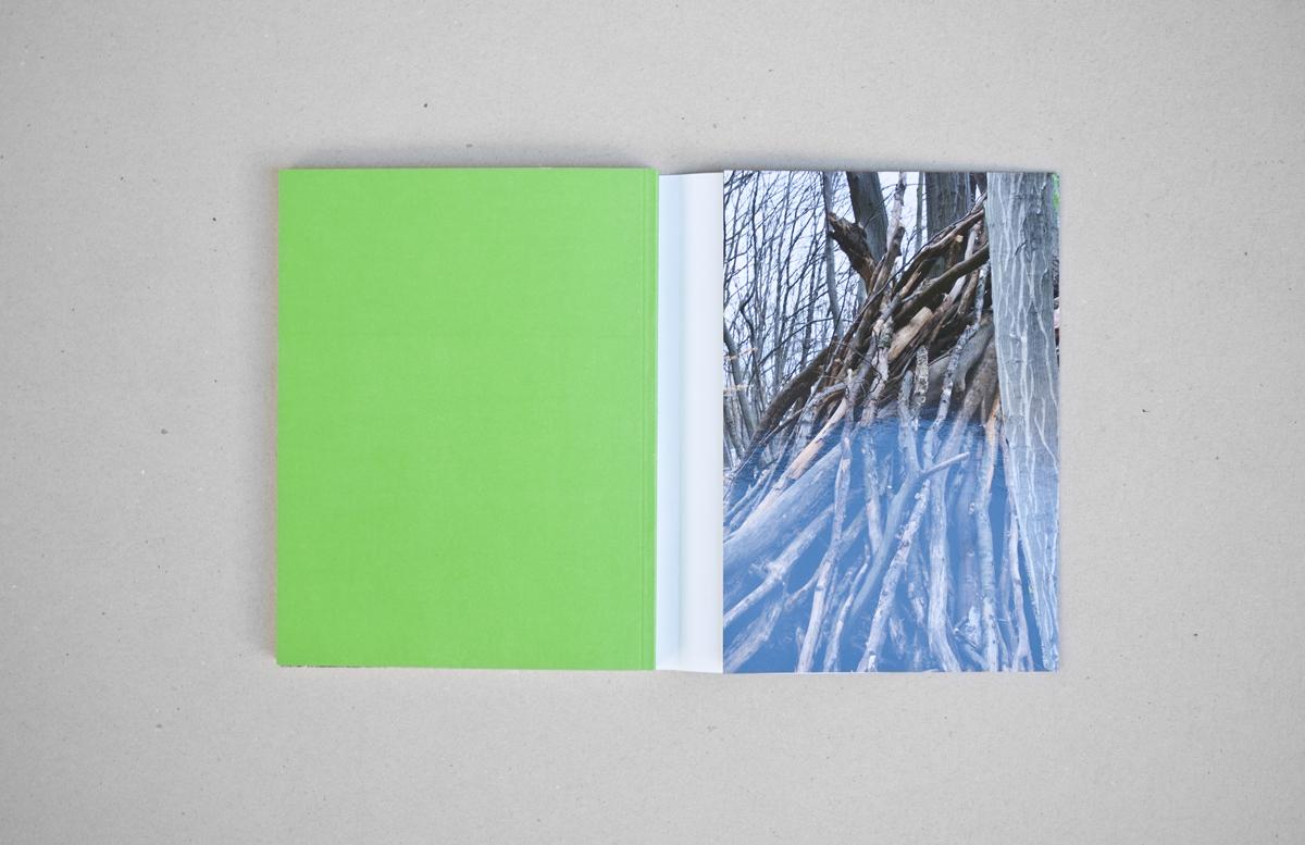 Alois Mosbacher – Möblierung der Wildnis Ausstellungskatalog – LENTOS Kunstmuseum Linz© Martin Bruner Sombrero Design