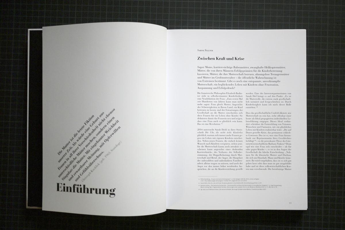 Rabenmuetter – Zwischen Kraft und Krise. – LENTOS Stadtmuseum Linz © Martin Bruner Sombrero Design