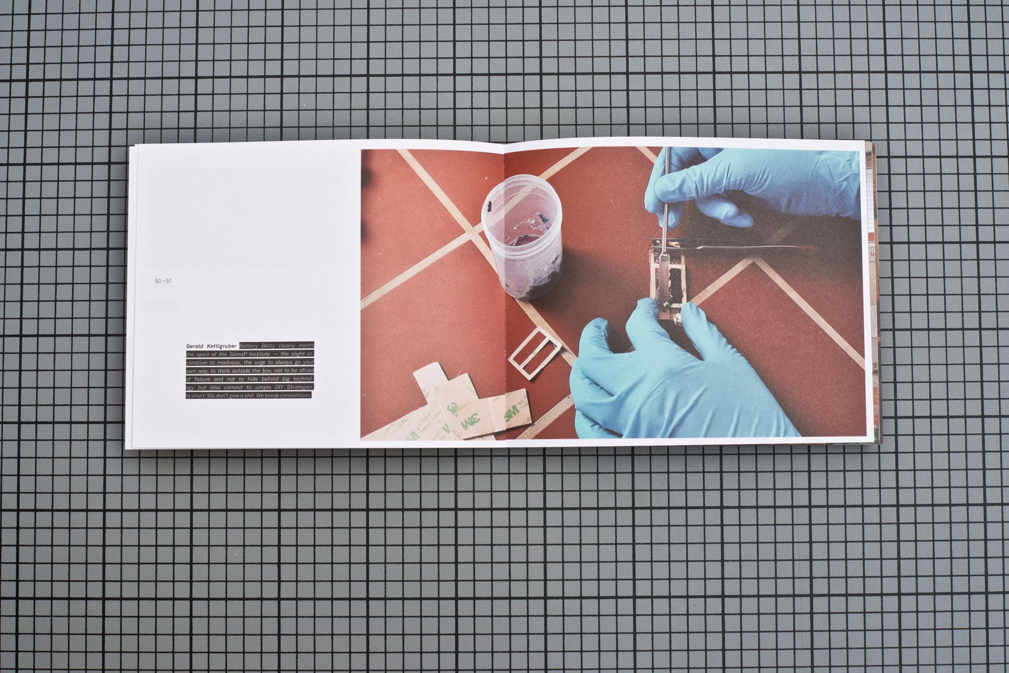alt narratives Buch Kunstuniversität Linz © Martin Bruner Sombrero Design