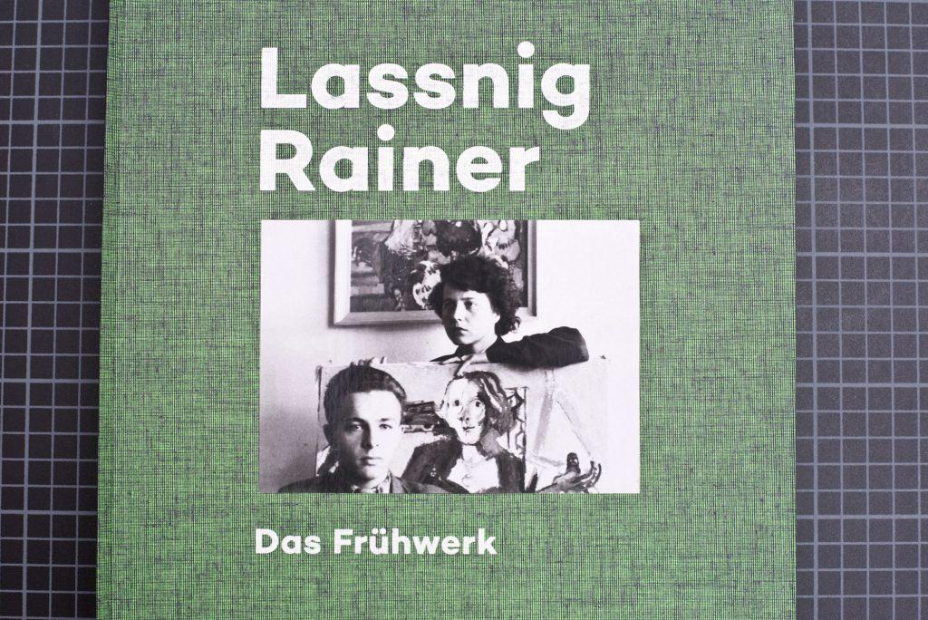 Lassnig Rainer – Das Frühwerk LENTOS Kunstmuseum Linz © Martin Bruner Sombrero Design